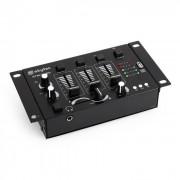 Skytec STM-3020 3/2-Kanal-DJ-Mischpult MP3-USB-Eingang