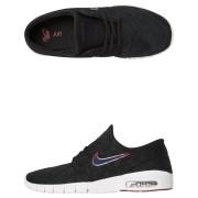 Nike Mens Stefan Janoski Max Shoe Black Blue
