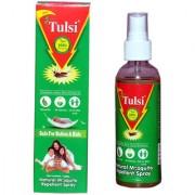 Tulsi 100 Natural Mosquito Repellent Room Spray 100 ml.