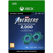 Marvels Avengers: 2,200 Credits Package - Xbox One Digital