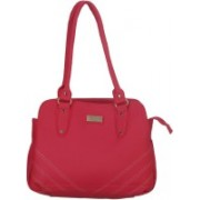 WCL Women Pink Shoulder Bag