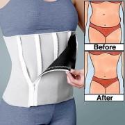 Centura de Slabit Slimm Ng Belt Ajustabila cu Efect de Sauna Slimming Belt