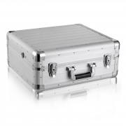 Zomo Case CDJ-13 XT, plateado Fligthcase para aparatos de 13 pulgadas