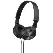 HEADPHONES, SONY MDR-ZX310, Black (MDRZX310B.AEE)