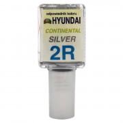 Javítófesték Hyundai Continental Silver 2R Arasystem 10ml