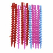 Bigudiuri Spirala Subtiri - 30 Buc