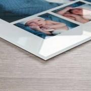 smartphoto Foto hinter Acrylglas 40 x 40 cm