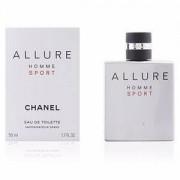Chanel ALLURE HOMME SPORT eau de toilette vaporizador 50 ml