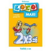 Loco Maxi Loco - Tafels 1-10 (7-10 jaar)