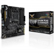 Tarjeta Madre ASUS TUF B450M-PLUS GAMING Micro ATX Socket AM4 DDR4
