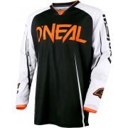 Oneal O´Neal Mayhem Lite Blocker Jersey Negro Blanco Naranja S
