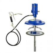 Pressol pneumatikus pumpás-hordós zsírzó 18419 051