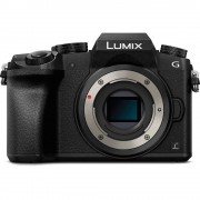 Panasonic Lumix DMC-G7 Aparat Foto Mirrorless 16MP Body Negru