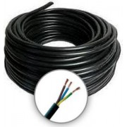 H07RN-F 3x2.5 Gumi kábel Sodrott erezetű Réz