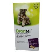 Bayer Spa (Div.Sanita'Animale) Drontal Multi Ar Aroma Carne*6 Compresse