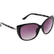 Yora Wayfarer Sunglasses(Violet)