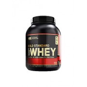 100% Proteina din zer Optimum Nutrition Whey Gold Standard Delicious Strawberry 2260g