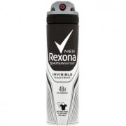 Rexona Invisible Black and White antitranspirante en spray 48h 150 ml