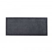 tica copenhagen - Dot Fußmatte 67 x 150 cm, grau