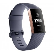 Fitbit Charge 3 (38mm, Blue/Rose Gold, Bluetooth, Special Import)