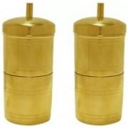 SVA Pure Brass Coffee Filter Indian Coffee Filter(250 ml)