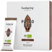 foodspring Barre Paléo au cacao pack de 12