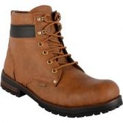 Goosebird Synthetic Leather Stylish Boots