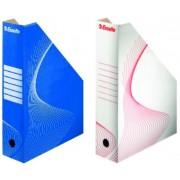 Suport vertical ESSELTE Standard pentru cataloage, din carton