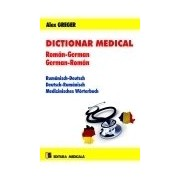 Dictionar medical roman-german, german-roman - Medicala