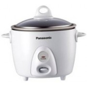 Panasonic SR-G06 Electric Rice Cooker(1.5 L, Silver)