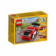 DEPORTIVO ROJO LEGO 31055