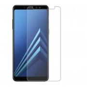 Mica Cristal Templado Para Samsung A730 Galaxy A8 Plus 2018 Glass 9H - Transparente