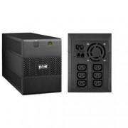 UPS Eaton 5E - 1100VA - 660Watts - Line interactive - 6 prese IEC + USB