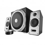 Altavoces Trust Byron 2.1 Subwoofer 120W Negro y Metal