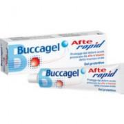 Curaden Buccagel Afte Rapid gel protettivo afte e lesioni (10 ml) + applicatore