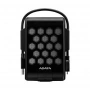 Disco Duro Externo Adata HD720 1TB USB 3.0 Negro (AHD720-1TU3-CBK)-Negro