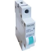 Sorolható ledes jelzőlámpa, fehér - 24V DC SLJL-DC24-F - Tracon