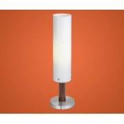 Kültéri kicsi álló lámpa E27 1x22W 54cm IP54 antik barna 4m kábellel Dodo 89451 Eglo