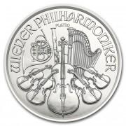 Wiener Philharmoniker Münze Österreich Platinová rakouská mince 1 Oz 2019
