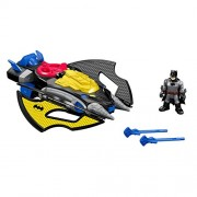 Fisher Price Imaginext Dc Super Friends Batwing Action Figure