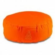 PRANA Narancs standard huzat 36x12 cm kerek jóga ülőpárnához