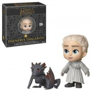 5 Star Game of Thrones - Daenerys Targaryen LTF Figura Funko 5 Star