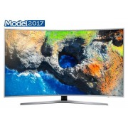 "Televizor LED Samsung 165 cm (65"") UE65MU6502, Ultra HD 4K, Smart TV, Ecran Curbat, WiFi, CI+"