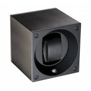 Dispozitiv de intoarcere ceasuri Swiss Kubik - Black Anodized Aluminum
