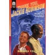 Thank You, Jackie Robinson: An Original Jane Bond Parody, Paperback