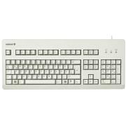 G80-3000LSCDE-0 - Tastatur, USB, hellgrau