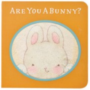 Bunnies By The Bay Are You A Bunny? Book, Orange