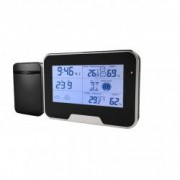 Camera profesionala disimulata in statie meteo ip wifi Full HD cu inregistrare si detector miscare temperatura umiditate