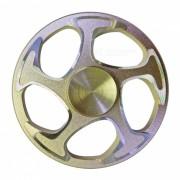 Daypirit rueda en forma de alivio de estres giro rotador de dedo - de oro