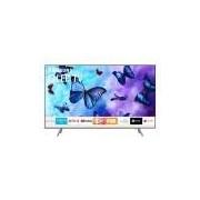 Smart TV Samsung 4K 55 QLED Wi-Fi HDMI USB QN55Q6FNA